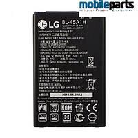 Оригинальный аккумулятор АКБ батарея  LG K10 / BL-45A1H  2300mAh