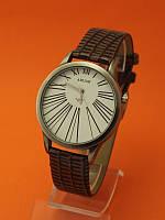 """Женские наручные часы с кожаным ремешком """"Диона"""""""