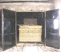 Оборудование для сушки пиломатериалов