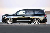 Тюнингованный Toyota Land Cruiser 200