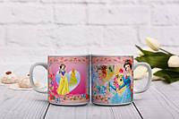 Сказочная чашка с фото для Вашей принцессы