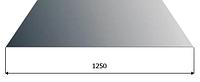 Гладкий лист Zn цинковый толщина 0,65