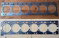 Прокладка головки ГБЦ для тягача Dong Feng DFL4181A, DFL4251A Cummins ISLE375