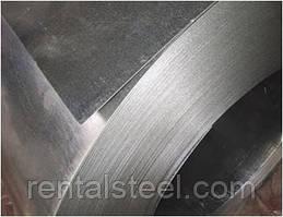 Гладкий лист Zn цинковый толщина 0,5