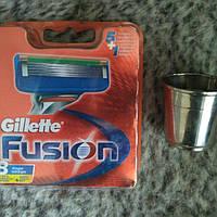 Картриджи, кассеты (лезвия) Жилет Фьюжн 8 / Gillette Fusion 8