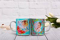 Яркая чашка для очаровательной принцессы