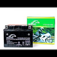 Аккумулятор кислотный (12В, 11,2 А/ч, YTZ14S-BS)