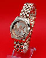 """Наручные часы на металлическом браслете """"Шеффилд плетенка"""""""