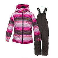 Зимний костюм для девочек Gusti Boutique GWG 3003-NINE IRON. Размеры 98 - 122.