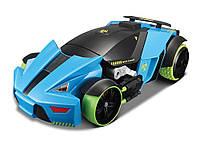 Автомодель - трансформер на р/у Street Troopers PT808 чёрно-голубой
