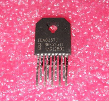 Микросхема TDA8357J, фото 2