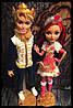 Сет кукол Даринг и Розабелла - Эпическая Зима Ever After High Epic Winter Daring Charming Rosabella Beauty