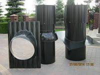 Комины вентиляционные, шахты вентиляционные, вытяжные вентиляционные шахты