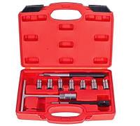 Комплект фрез для чистки седел форсунок Alloid КФ-3015