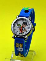 """Детские наручные часы с силиконовым ремешком """"Ben 10 талисман"""""""