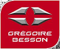 600501402 Стремянка балки чистиков М24 150x150mm Gregoire Besson Грегорі Бессон Запчасти