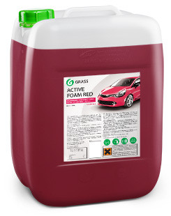 Активная пена Grass «Active Foam Red», 22 кг