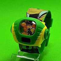 """Детские наручные часы """"Супергерой спешит на помощь"""""""