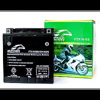Аккумулятор кислотный (16 А/ч, YTX16-BS)