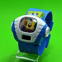 """Детские наручные часы """"Губка Боб и бутерброды"""""""