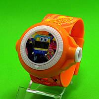"""Детские наручные часы """"Губка Боб на прогулке"""""""