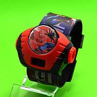 """Детские наручные часы """"Человек-паук"""""""
