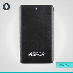 УМБ Aspor A371 Power Bank 4000 mAh