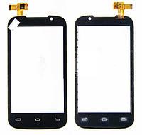 Тачскрин для PRESTIGIO MultiPhone 3400 Duo черный