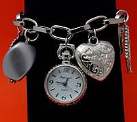 "Женские наручные часы-браслет ""Табберкарри"", бусины Пандора"