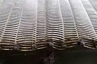 Сетка жаропрочная металлическая транспортерная