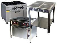 Плиты промышленные профессиональные электрические и газовые