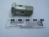 """Болт-штуцер BSP 3/4"""" х 47 (под 1 наконечник) дюймовый, 1600-00-12"""