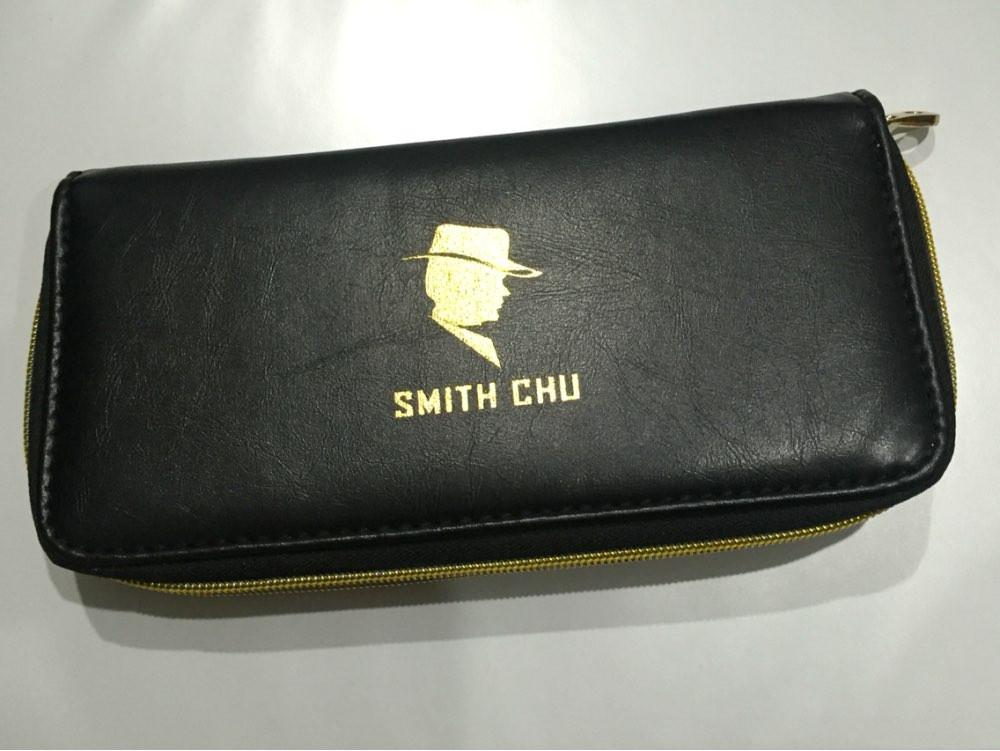 Чехол для ножниц SMITH CHU с золотой молнией