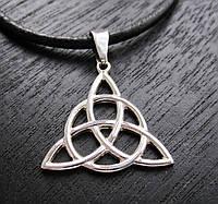 """Кулон оберег """"Триглав"""" символ триединства"""