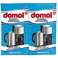 Domol Schnell-Entkalker 30 g 2x 15 g - Средство для удаления накипи с электроприборов, 30 г, 2x 15 г