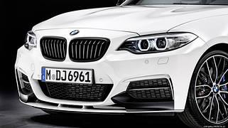 Внешний тюнинг BMW F22 / F23