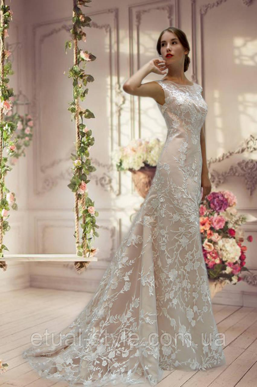 4fb740e67a2 Свадебное платье