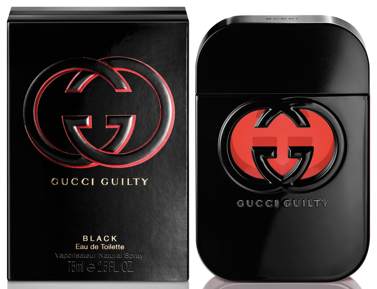 Gucci Guilty Black 75ml (tester)