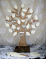 Дерево пожеланий для дня рождения или свадьбы