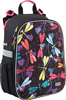 Рюкзак школьный каркасный Dragonflies KITE K16-531M-2