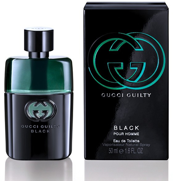 Gucci Guilty Black  Pour Homme 90ml (tester)