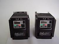 Преобразователь частоты HITACHI WL200-015SF, 1.5кВт, 6A, 220В. Вольт-частотный. Mini-USB, PLC.