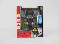 Робот-трансформер, батар., свет, звук