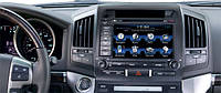 Штатная магнитола для Toyota Land Cruiser 200 Windows