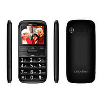 """Мобильный телефон """"Бабушкофон"""" Nokia Daxian i9500 на 2 sim для пожилых людей"""