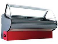 Витрина холодильная «Sorrento» с гнутым стеклом статика