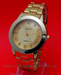 """Мужские наручные часы с металлическим браслетом """"Адриано"""""""