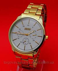 """Мужские наручные часы с металлическим браслетом """"Марселло"""""""
