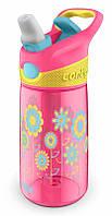 Бутылка детская спортивная Contigo Striker 0,42 л розовая 1000-0349
