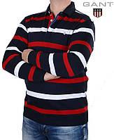 Стильный свитер в полоску .Новая коллекция свитеров Gant.